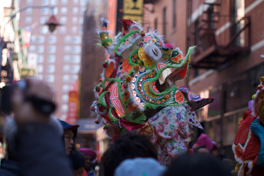 Chinese New Year in New York