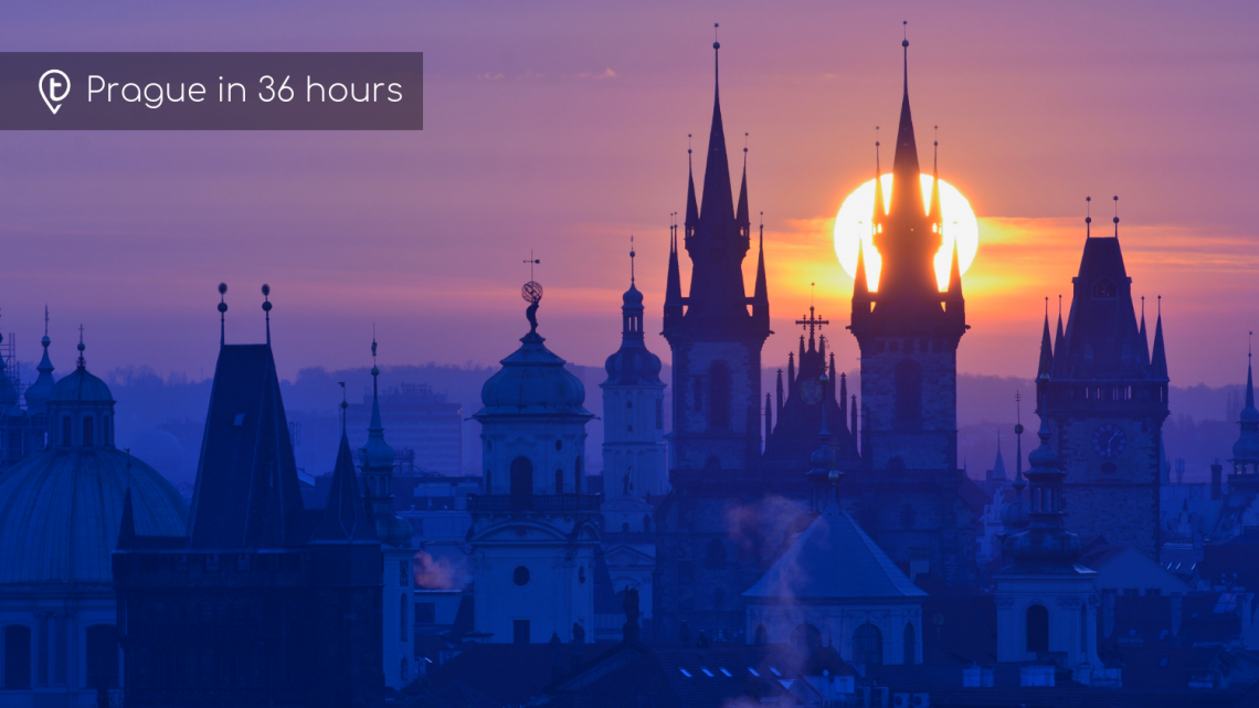 Prague in 36 Hours, on a Budget.