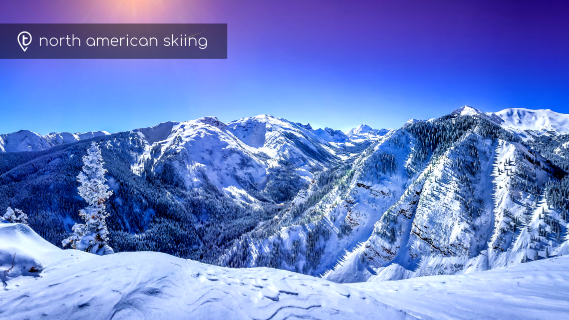 10 Reasons to Ski in North America