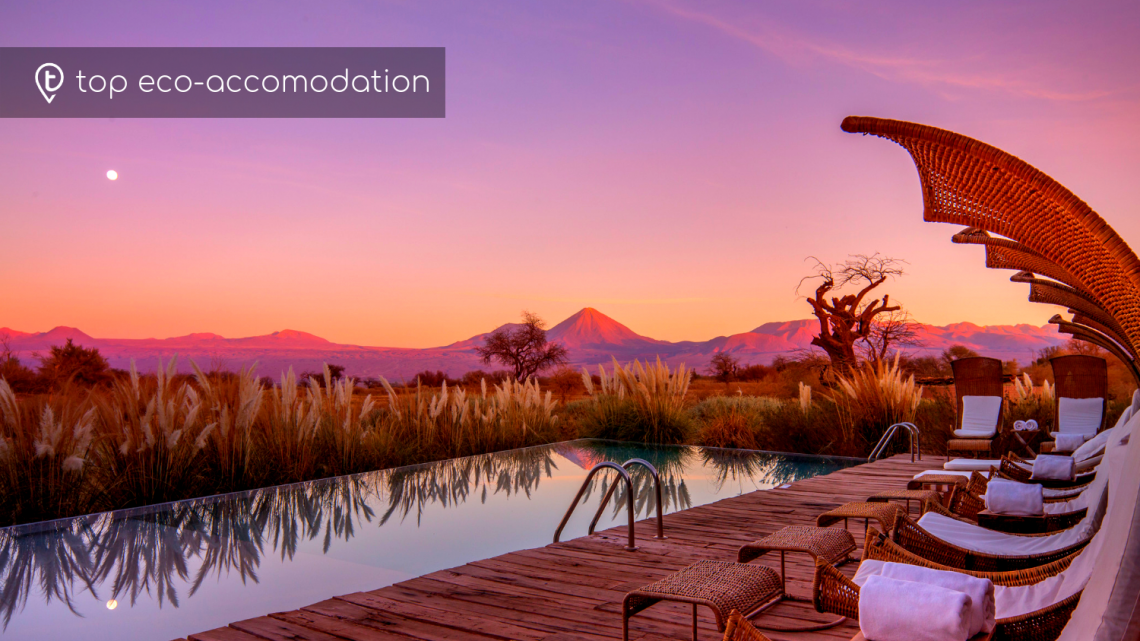 Top 5 Eco Accommodation in South America